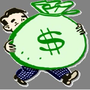 big-bag-money-income