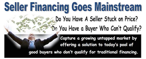realtor brochure seller financing