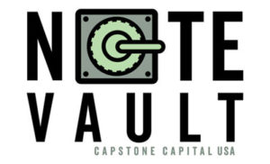 Note Vault Logo for Capstone Capital USA